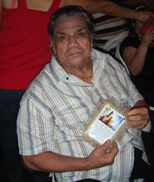 Sr. Martinez Rodriguez Promesa de los Reyes - Añasco