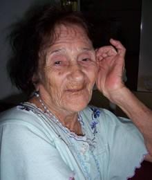 María Rivera Miranda  del barrio Montellanos de Morovis